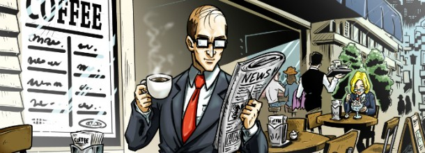 コーヒーのカフェインが薄毛を改善!?その仕組みを解説します!