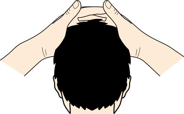 髪様シャンプー「エイの組手3」